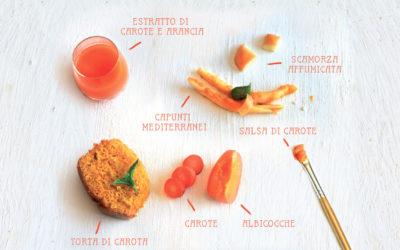 Menu arancione