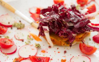 Corso di cucina naturale con menù detox e una riflessione sull'arte