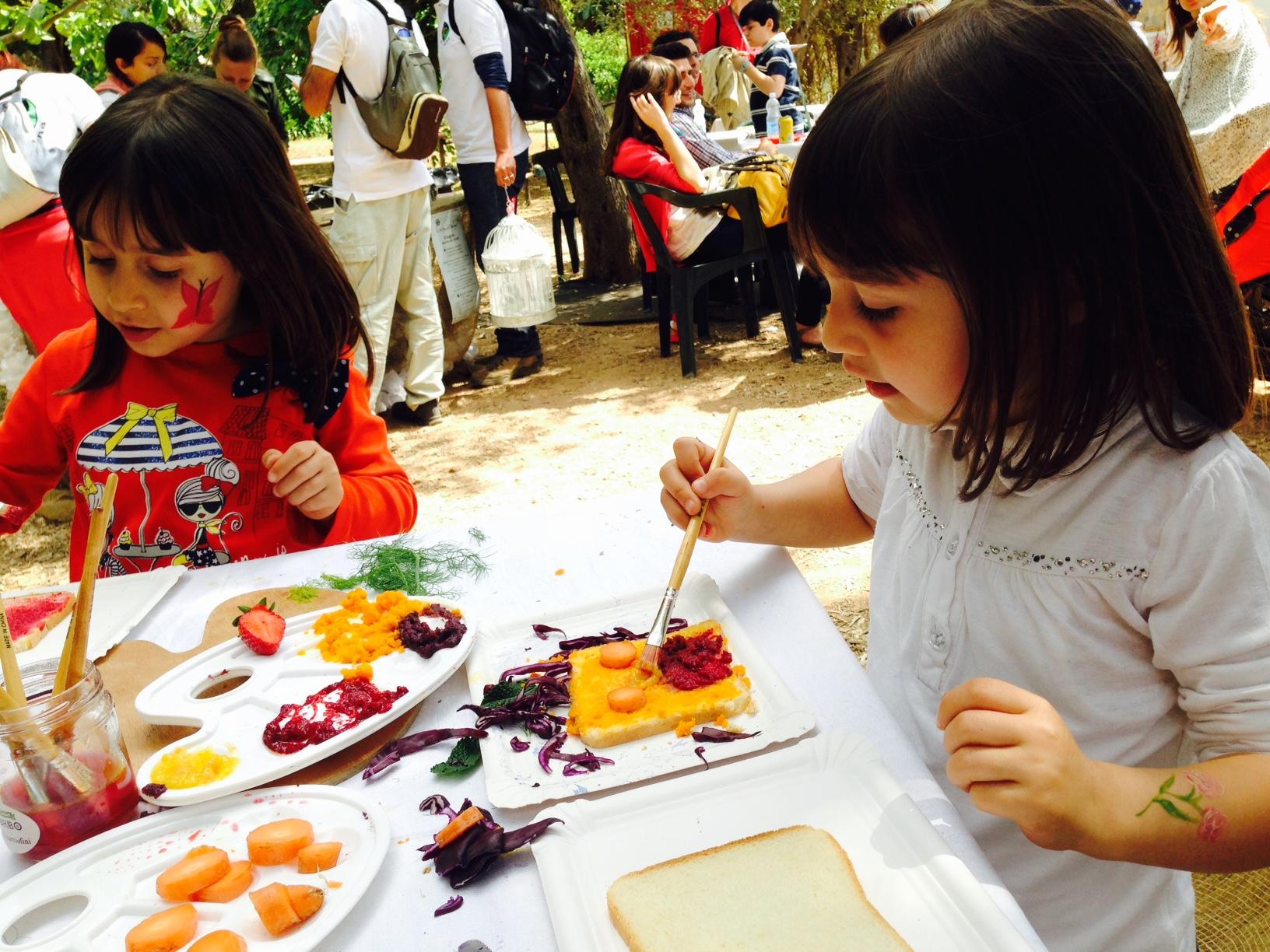 Kidsfoodlab dall 39 orto all 39 arte di bice perrini c o madre natura bari coloribo - Corsi di cucina bari ...