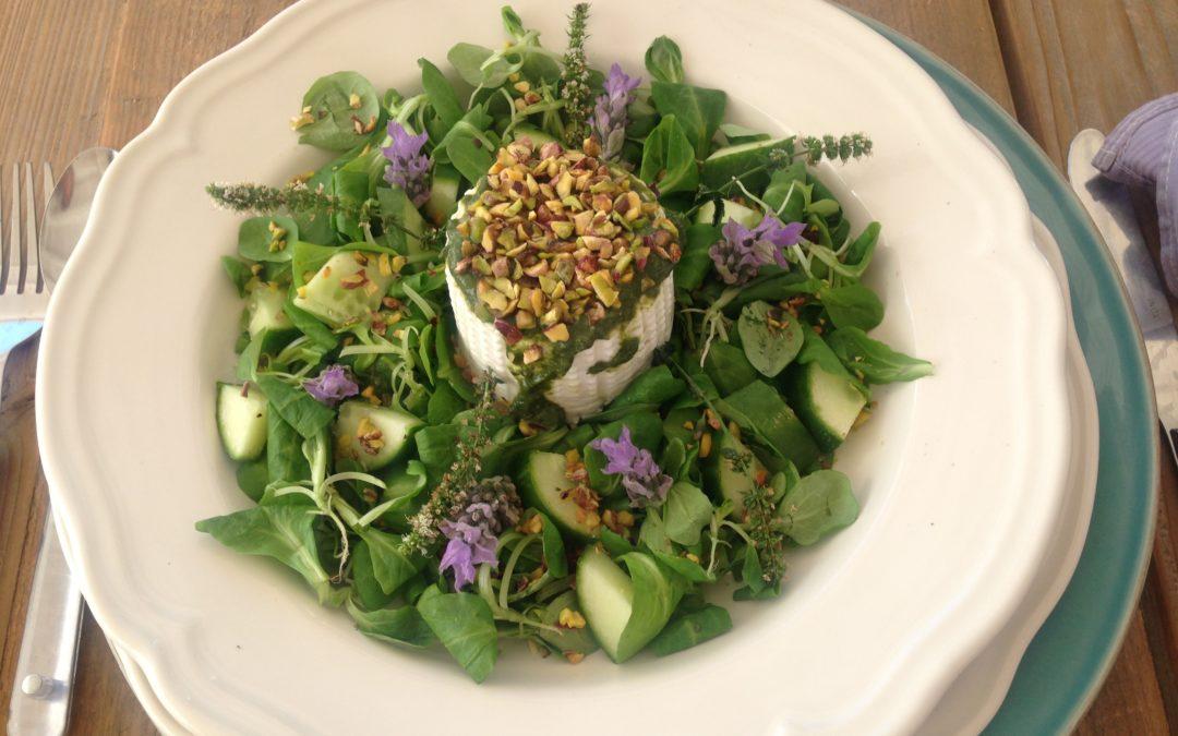 Corso di cucina naturale on line con consegna KIT di ingredienti e una riflessione sull'Arte.
