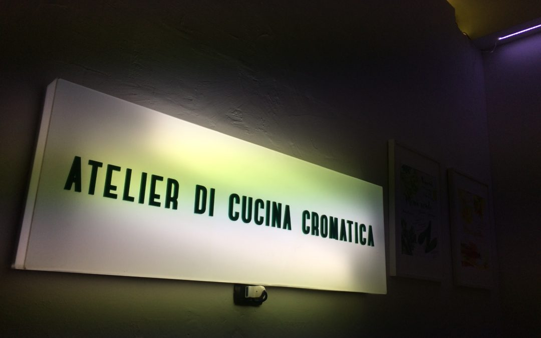Kitchen Atelier Coloribo a Bari