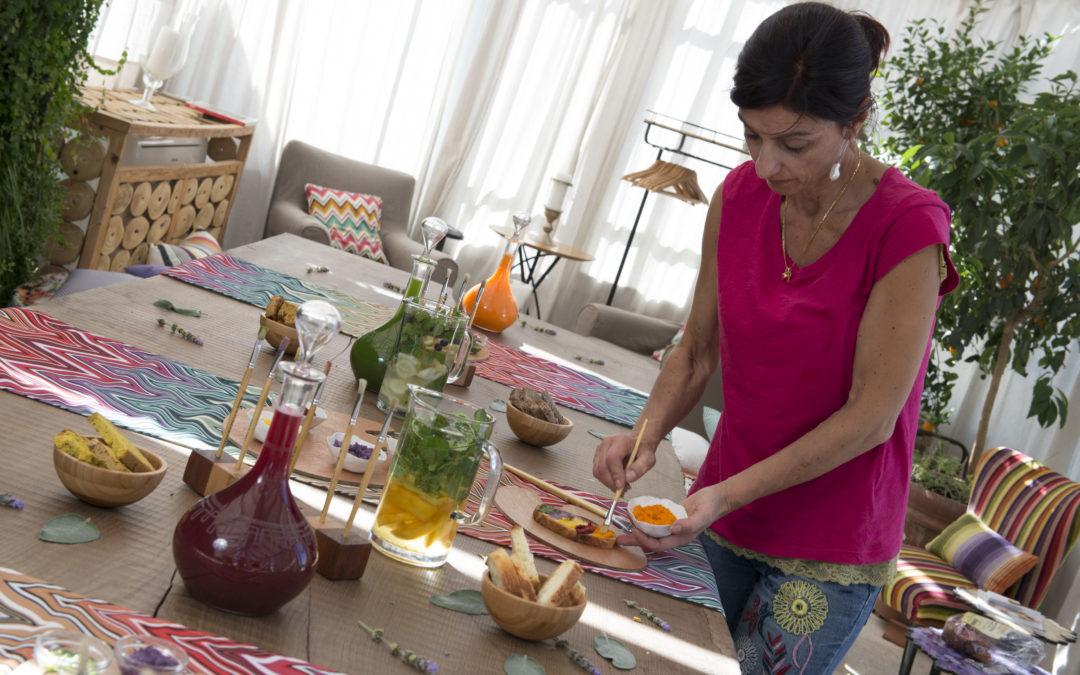 Dieta dei colori a domicilio #colordietogo #bice_coloribo