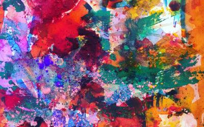 Arteterapia: I Colori del benessere,come guarire attraverso l'Arte.